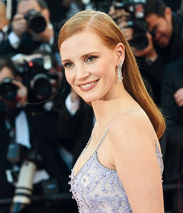 Jessica Chastain Piaget