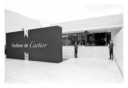 Panthere de Cartier Party in LA