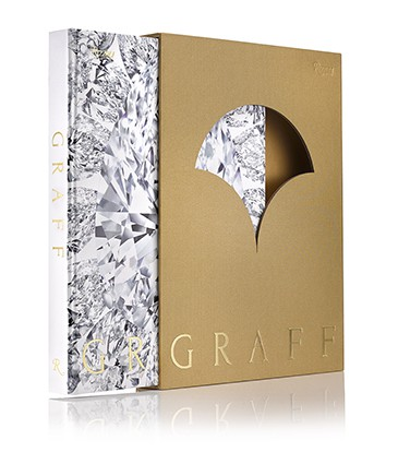 1. Graff Coffee Table Book with Slipcase