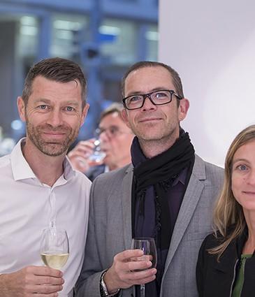 Dr. Michael Franz (Forever), David et Julie Labbe