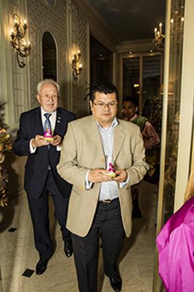 S.E. Ambassadeur Sek Wannamethee, Mission de Thaïlande auprès des Nations Unies