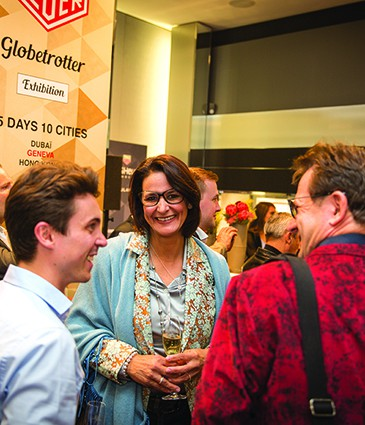 TAG Heuer_Heuer Globetrotter Geneva