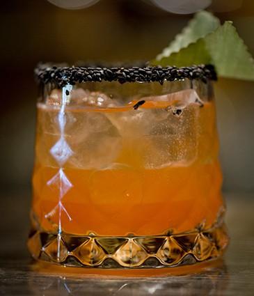 Cocktail-Genève Singapour Spritz