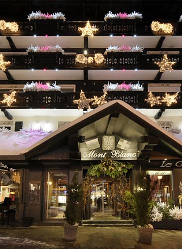 L'Hôtel Mont-Blanc