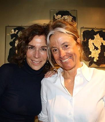 Christine Orban et Agnès Bouquet - Photo Fanny©globaltvsainttropez (4)