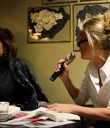 Christine Orban et Agnès Bouquet - Photo Fanny©globaltvsainttropez (6)