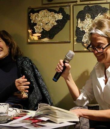 Conversation secrète avec Christine Orban - Photo Fanny©globaltvsainttropez (2)