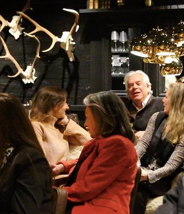 Conversation secrète avec Christine Orban - Photo Fanny©globaltvsainttropez (3)