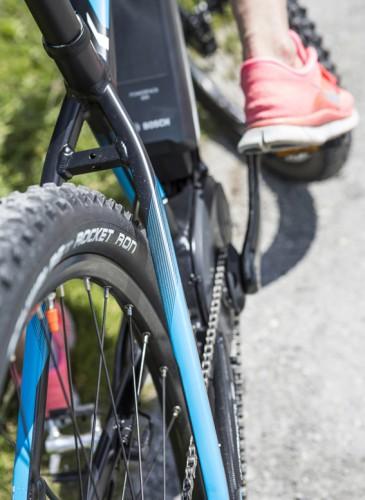Biking W Verbier