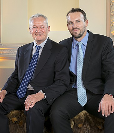 Claude et François Héritier