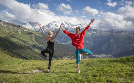 Yoga W Verbier