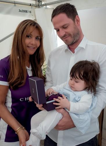 IMG_4747 - Marie-Olga Charriol, Raphael Meynis de Paulin et sa fille