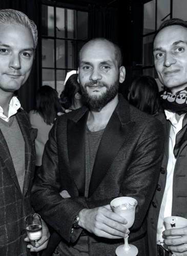 Martin MacKenzie, Karim Aeid, Mathieu Arsac_noirblanc