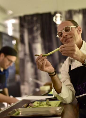 01 - W Verbier - Haute Cuisine - @GIlles Marquis