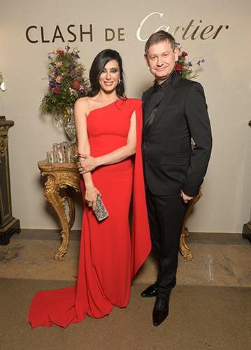 Nadine Labaki & Cyrille Vigneron