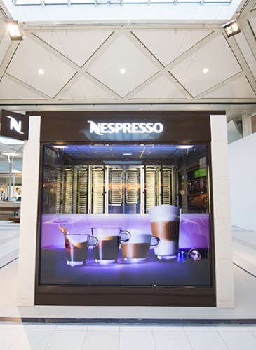 Nespresso N-Cube Chavannes de Bogis 1