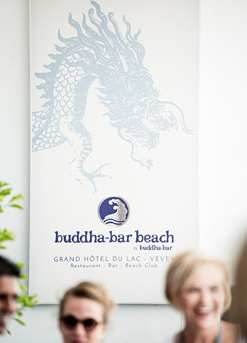Buddha Bar Beach - Grand Hotel du lac