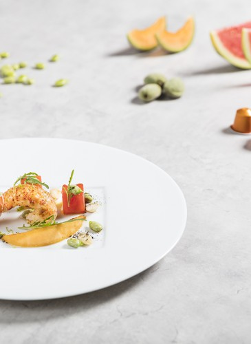 Nespresso Gourmet Weeks_Food by Edgard Bovier