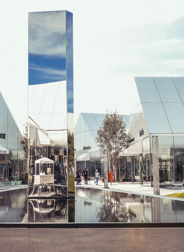 The Village - Architecture copie
