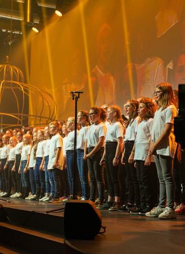 Chorales de Veyrier et des Eaux-Vives sous la direction de Franz