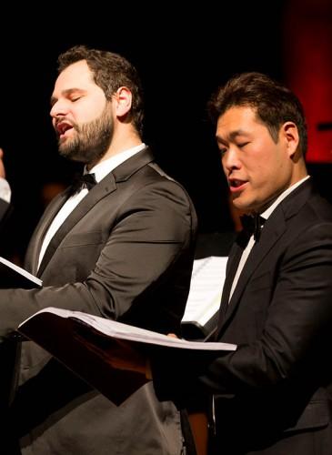 Pierre Perny et Jiwang Song