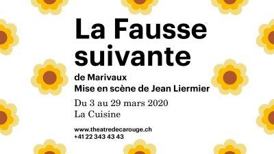 Théâtre: «La fausse suivante» de Marivaux