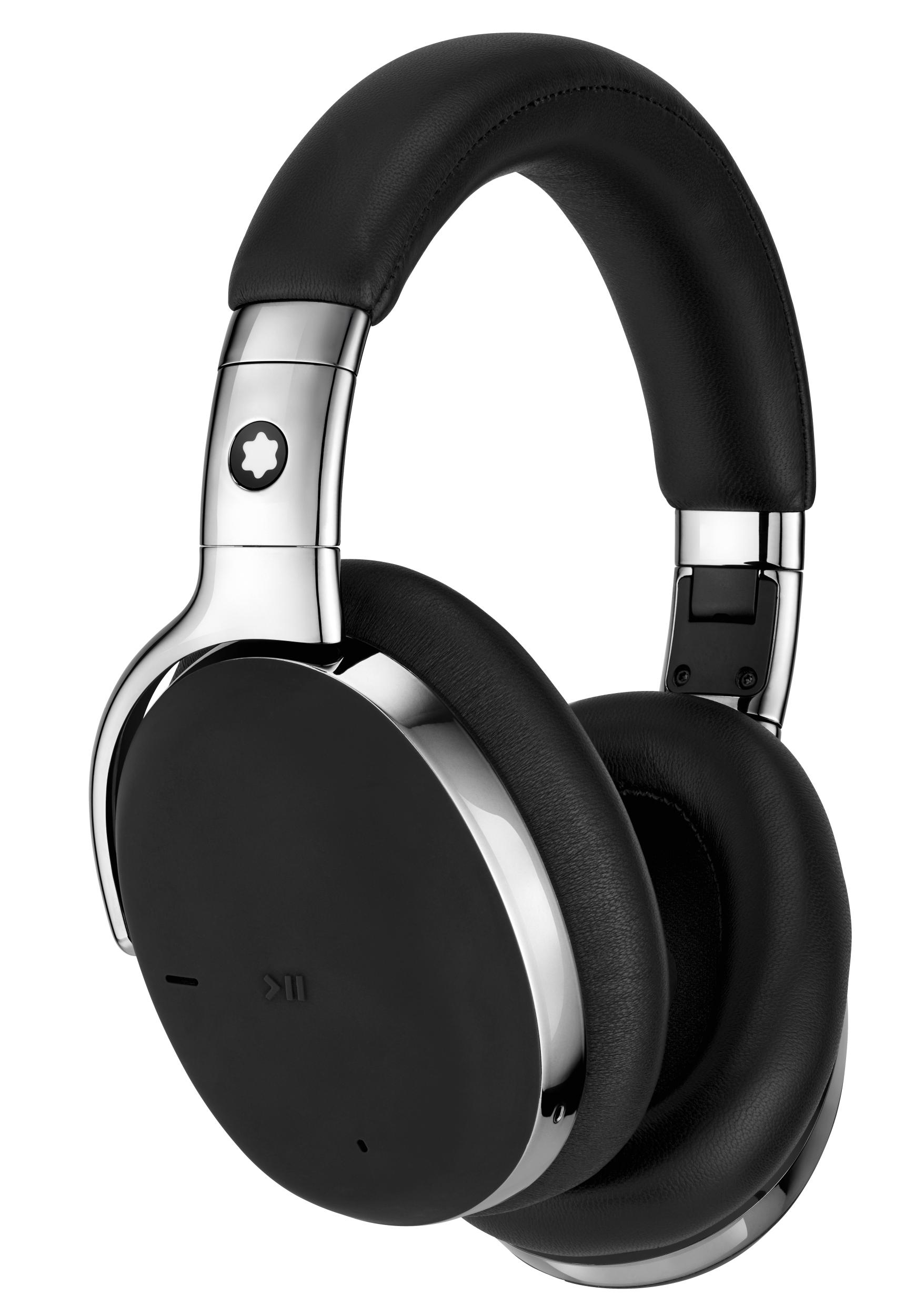 Nouveau casque audio sans fil over-ear Montblanc