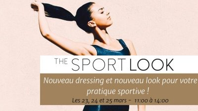 THE SPORTLOOK x Usine Sports Club – pop up