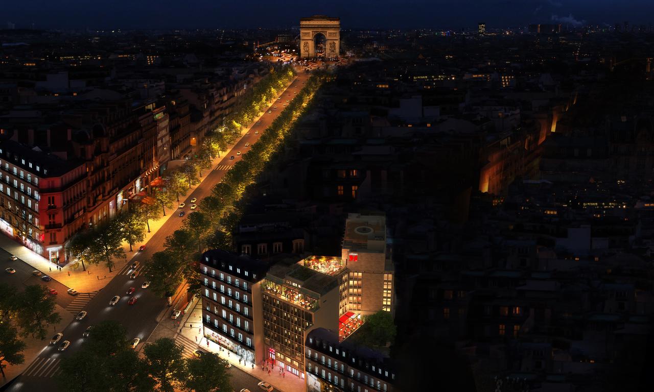 citizenM: un 4ème hôtel à Paris!