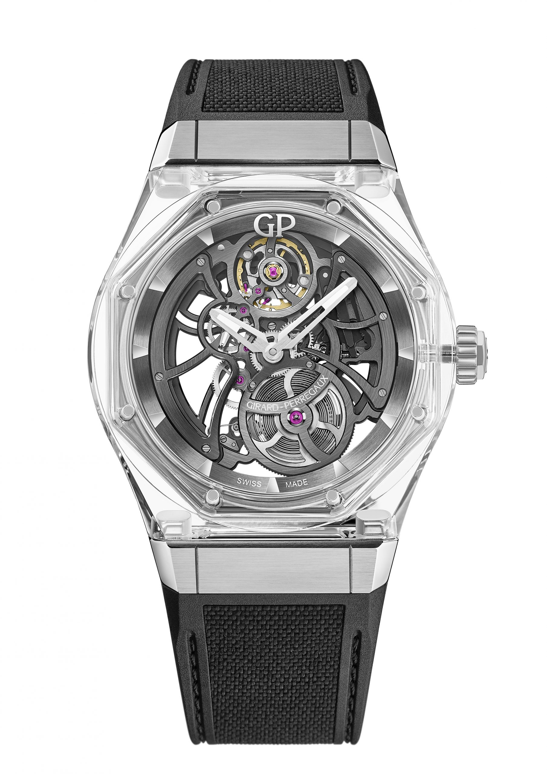 Girard-Perregaux lance Laureato Absolute Light
