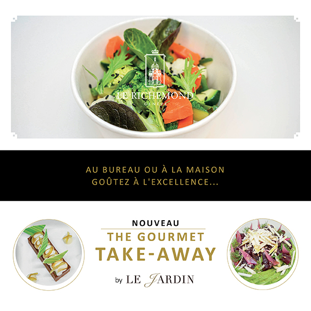 The Gourmet Take-Away by Le Jardin