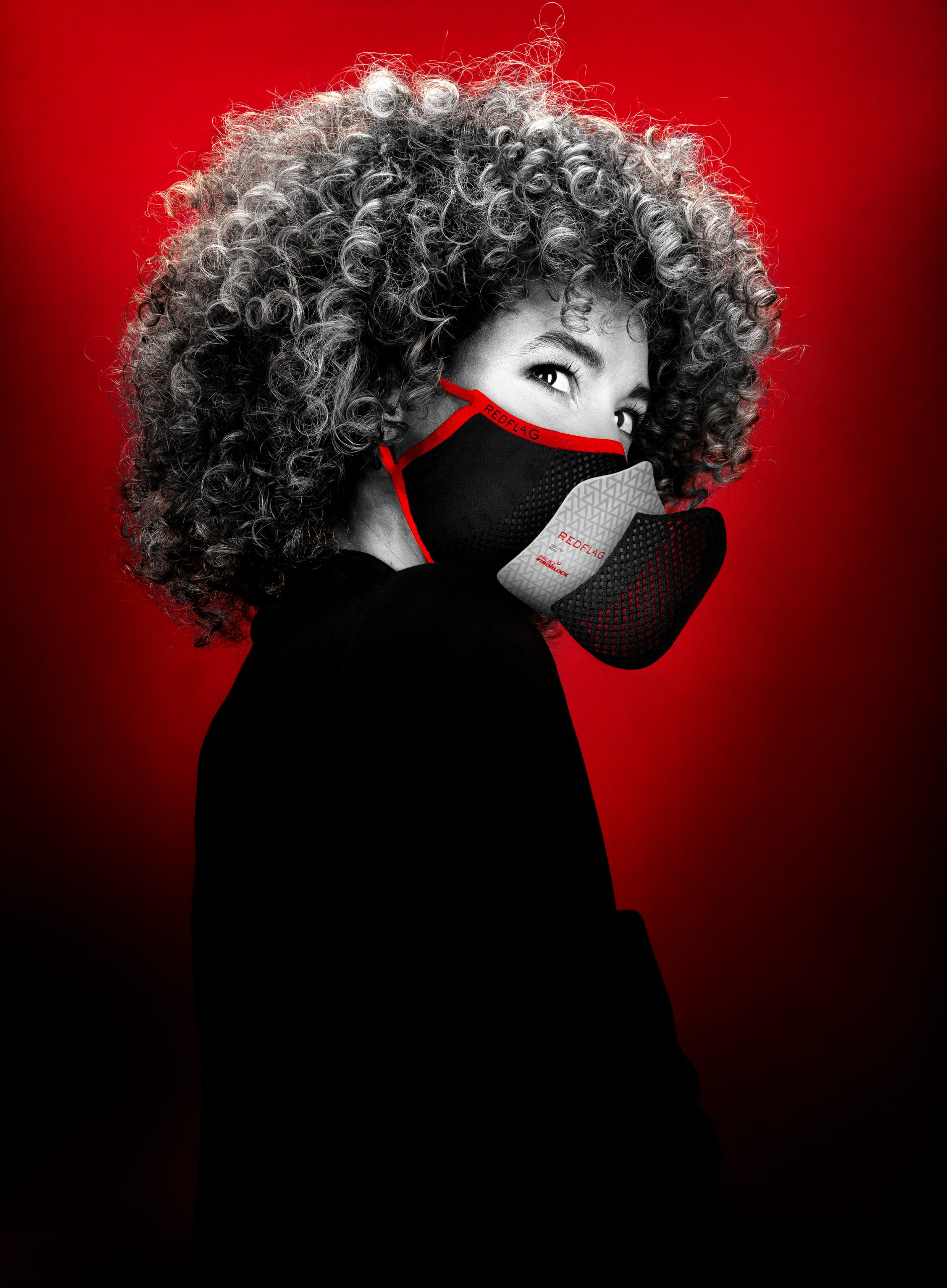 Protection maximale, ergonomie, innovation technique et durabilité réunies dans le masque développé par Redflag, une start-up lausannoise.