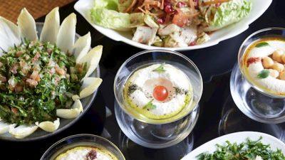 L'Hôtel Président Wilson annonce la réouverture de son restaurant L'Arabesque, le plus chic des restaurants Libanais.