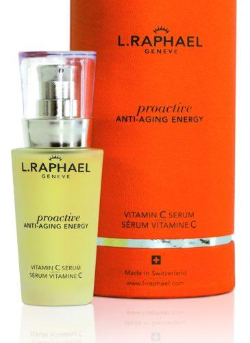 Sérum Vitamine C L.RAPHAEL Box - HD