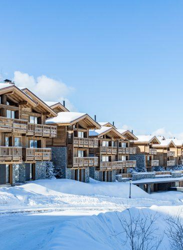 Ultima Courchevel - Outdoor Resort View