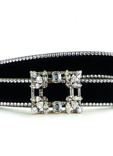 Roger Vivier FW2021 - Broche Vivier Chain Belt - CMJN HD