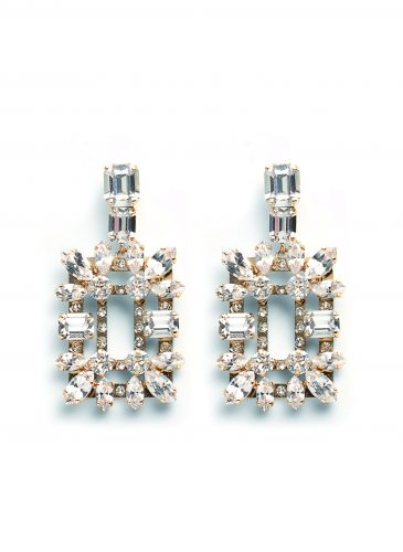 Roger Vivier Spring-Summer Collection 2020 - RV Broche mini earring - HD CMJN