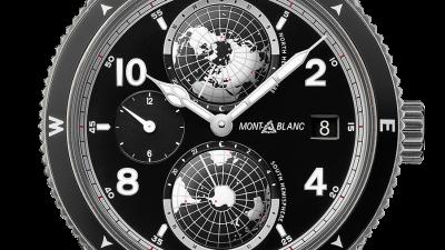 Une belle dynamique de Montblanc avec une Collection UltraBlack