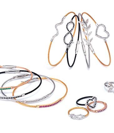 CHARRIOL Jewelry LAETITIA set