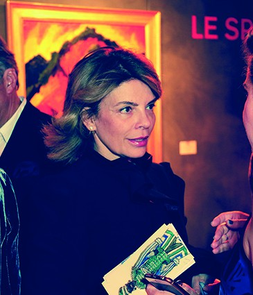 2. Caroline Lang, Chairman Sotheby's Suisse