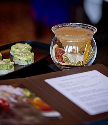 Cocktail-Petit Biscuit