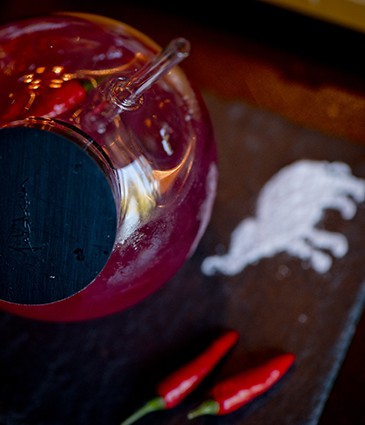 Cocktail-Spicy  bomb