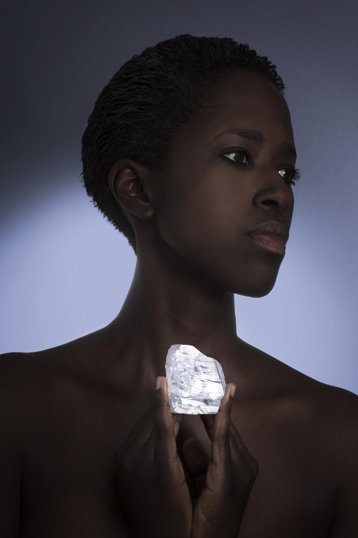 Graff acquiert le diamant Meya Prosperity