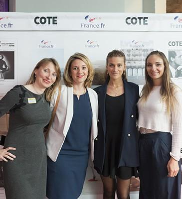 Cote Magazine Soiree France Cercle des Bains-33