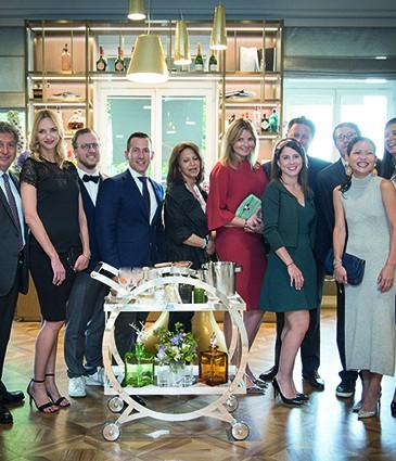 Asprey and The Ritz-Carlton Corporate Teams