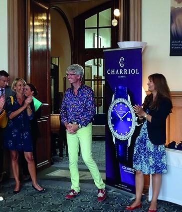 Remise des prix Charriol @VictoriaJacober