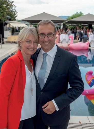 M. & Mme. Brunier