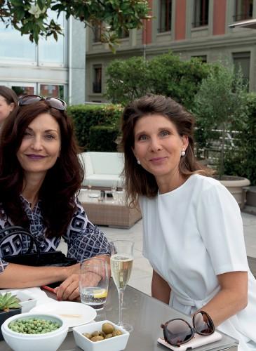 Sonia Righi, Emilie Doebeli