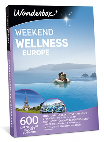 Weekend wellness Europe