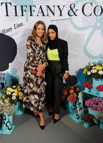 Jessy Schrag (Sparkle PR) & Yousra Zein (Influencer)_traité